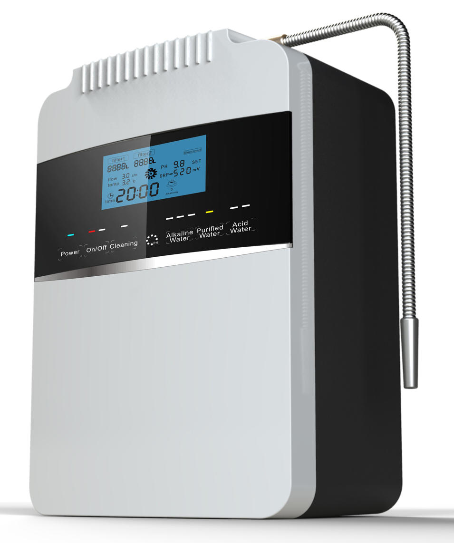 High Quality Titanium Plates household alkaline water ionizer