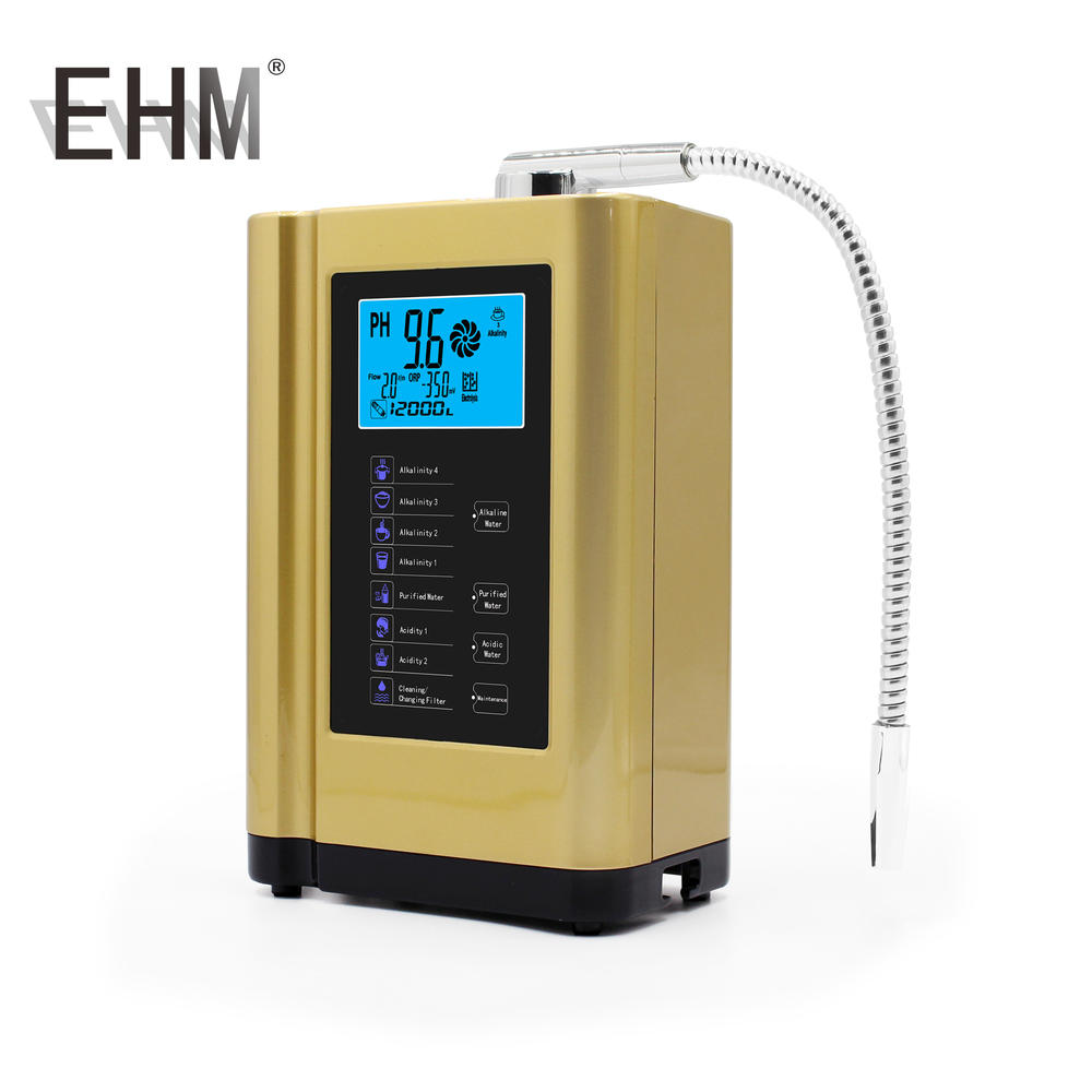 EHM Group Limited Electrolyzed Generator Water Ion Machine
