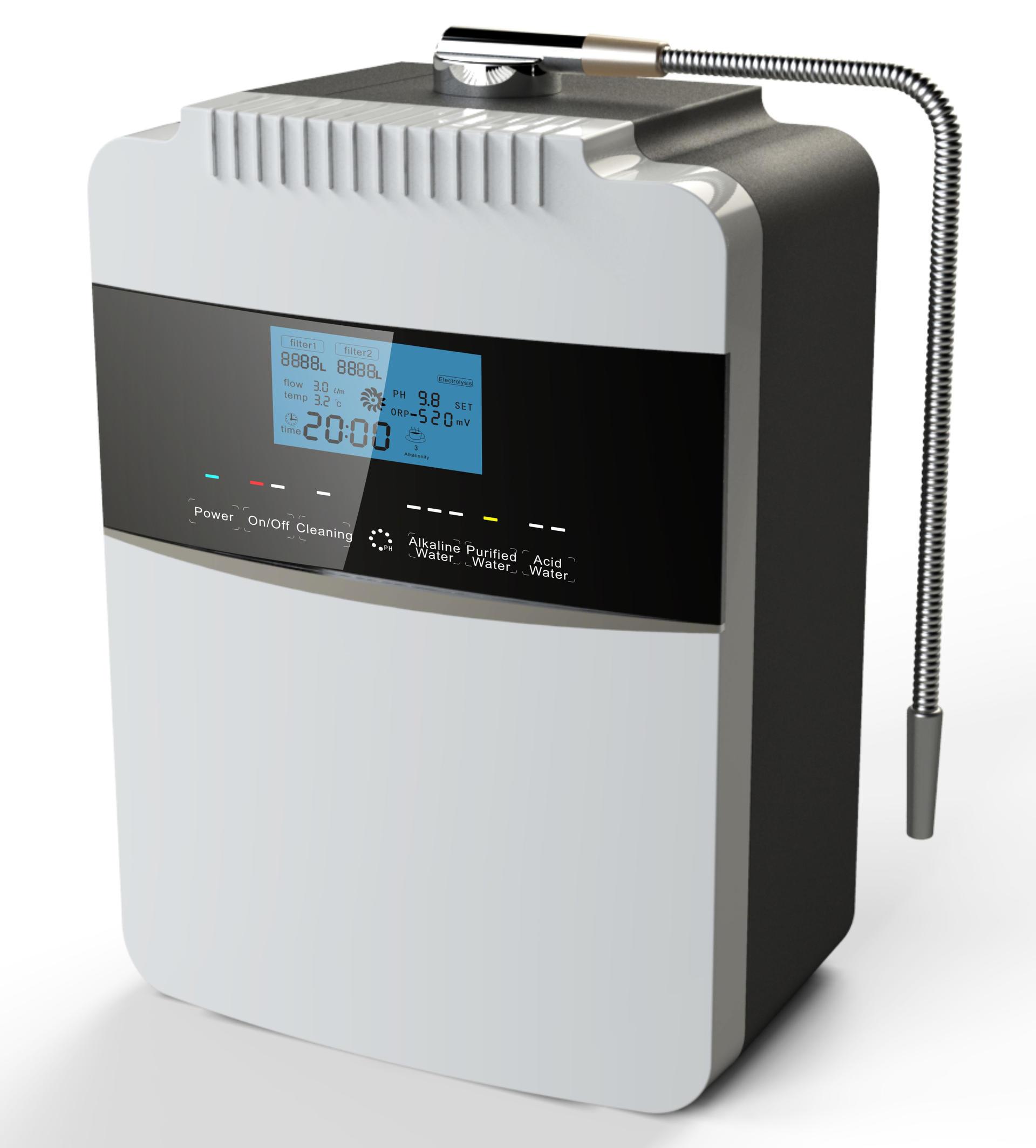 Home Ionizer System Machine Alkaline Water Filter