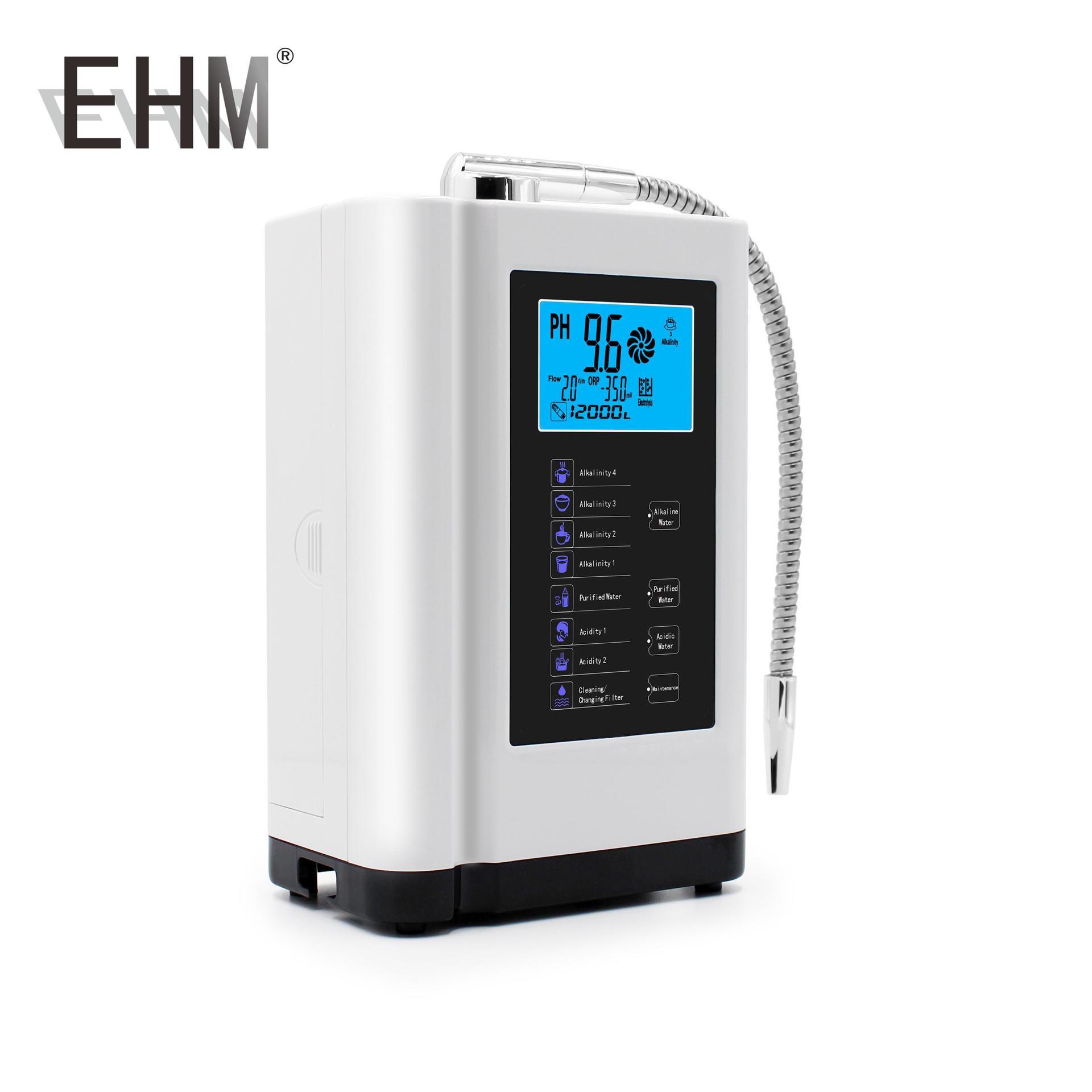 Filter Alkaline IonizerKangen Water Machine