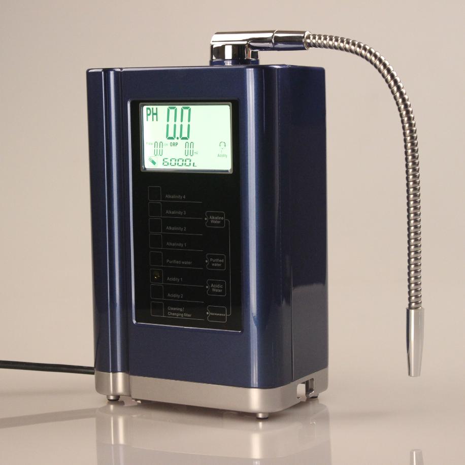 5/7 plates desktop water alkaline machine