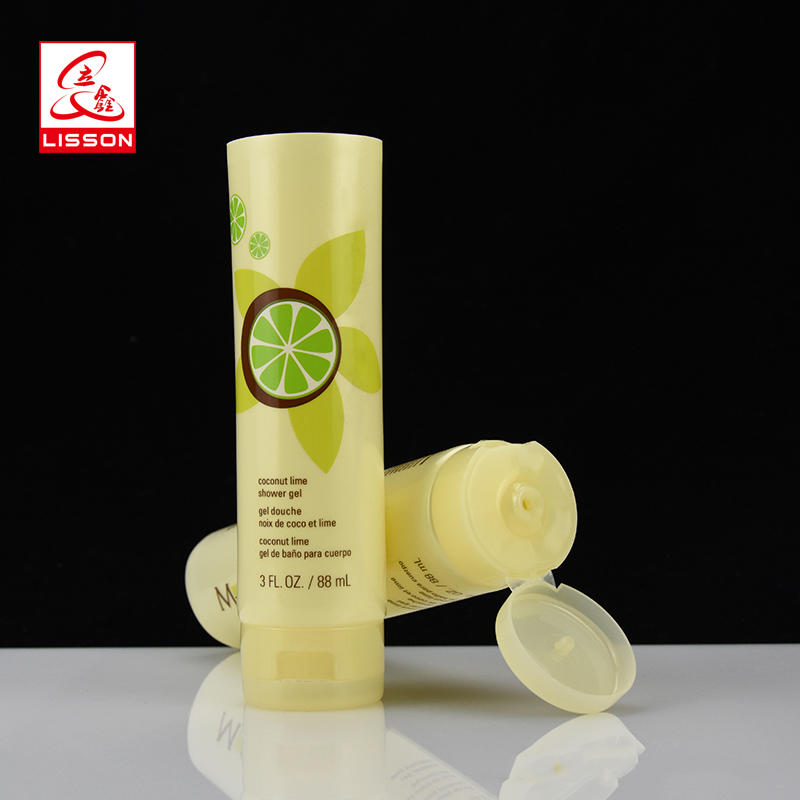 Packaging Manufacturers 100ml Cosmetic Soft Tube Empty Container For Cosmetics