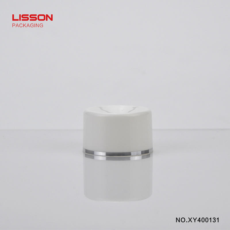 Wholesale empty transparent cosmetic tube cream packaging for face wash