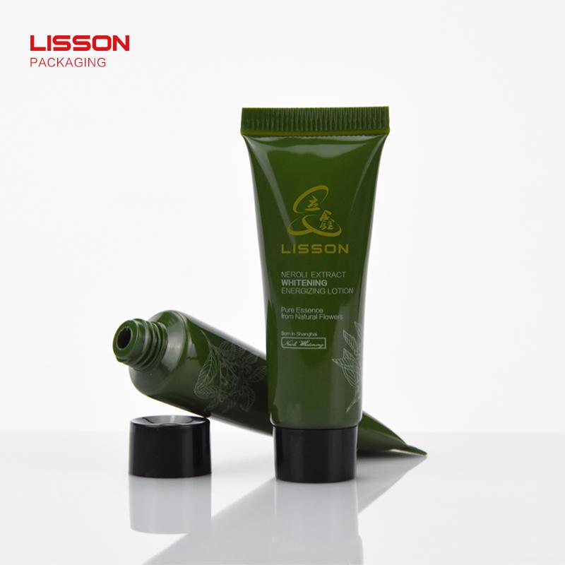 5ml 10ml 15ml 20ml 25ml 30ml Cosmetic Plastic handcream Tube Packaging With Screw Cap