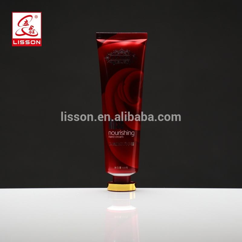 Cosmetic Face Cream Tube packaging