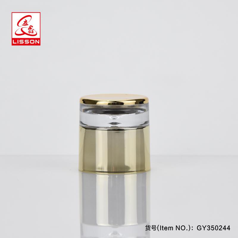 100ml cosmetic containers high gloss aluminium cosmetic cream tube
