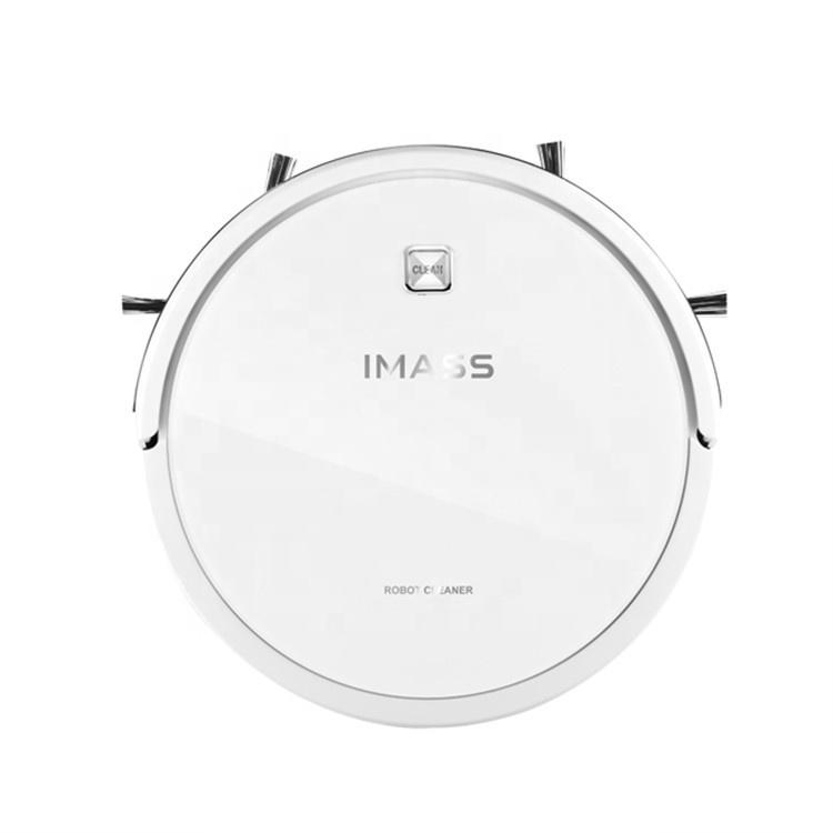 Factory Wholesale Automatic Intelligent Wifi Remote Control SmartRobot Vacuum