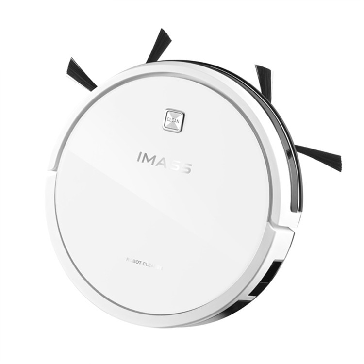 OEM ODM Family White Automatic Schedule Cleaning Robot Vacuum Cleaner Wholesale