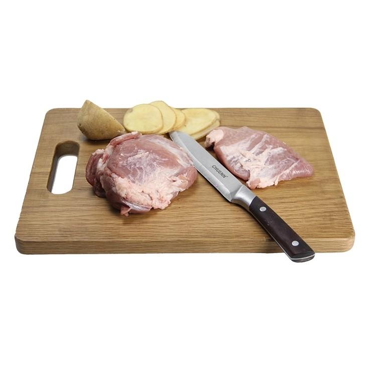 Custom design cutting board wood chopping board for fruit