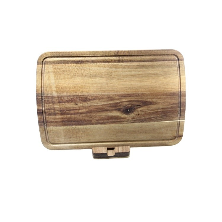 Wooden chopping board cutting set with cheap price