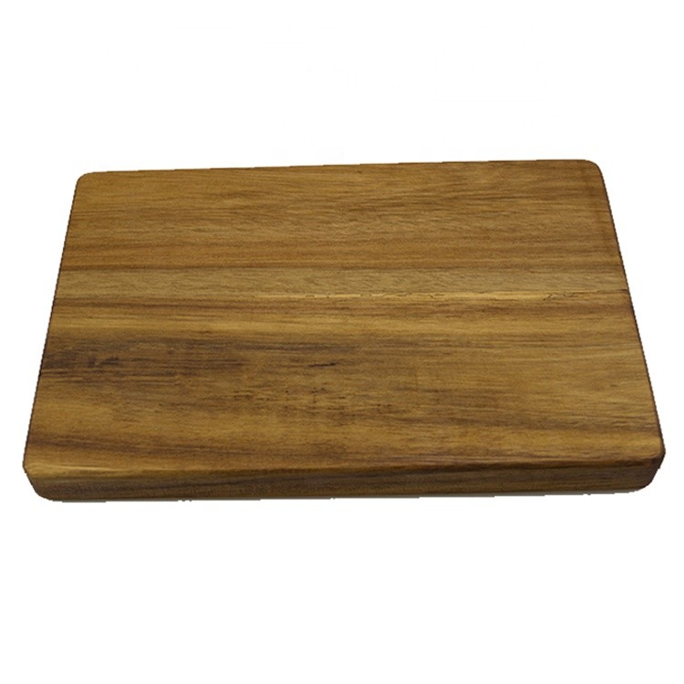 wholesale durable eco-friendly small size acacia solid wooden cutting board