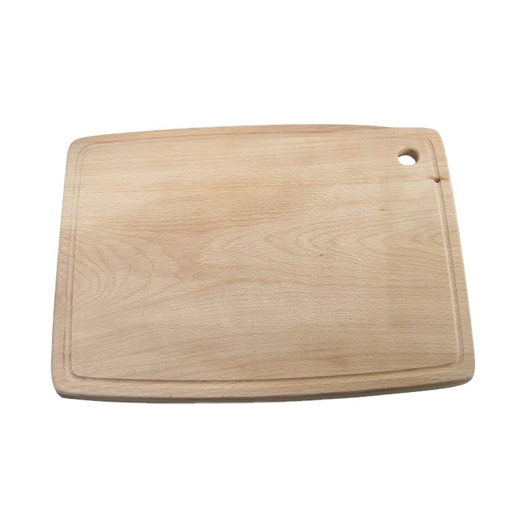 In stock professional chopping board with private label