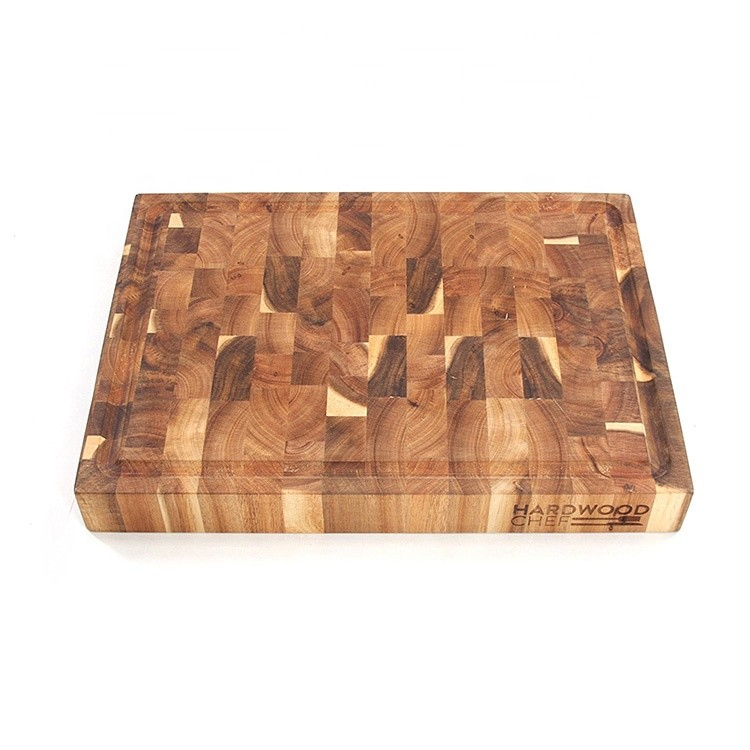 Multifunction vegetable chopping board wood for kitchen with cheap price
