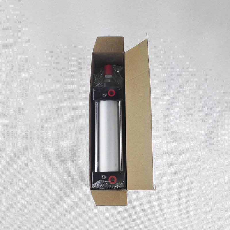 Double Acting Air Cylinder SC32X25 SC200X1000 Tir Rod Pneumatic Cylinder