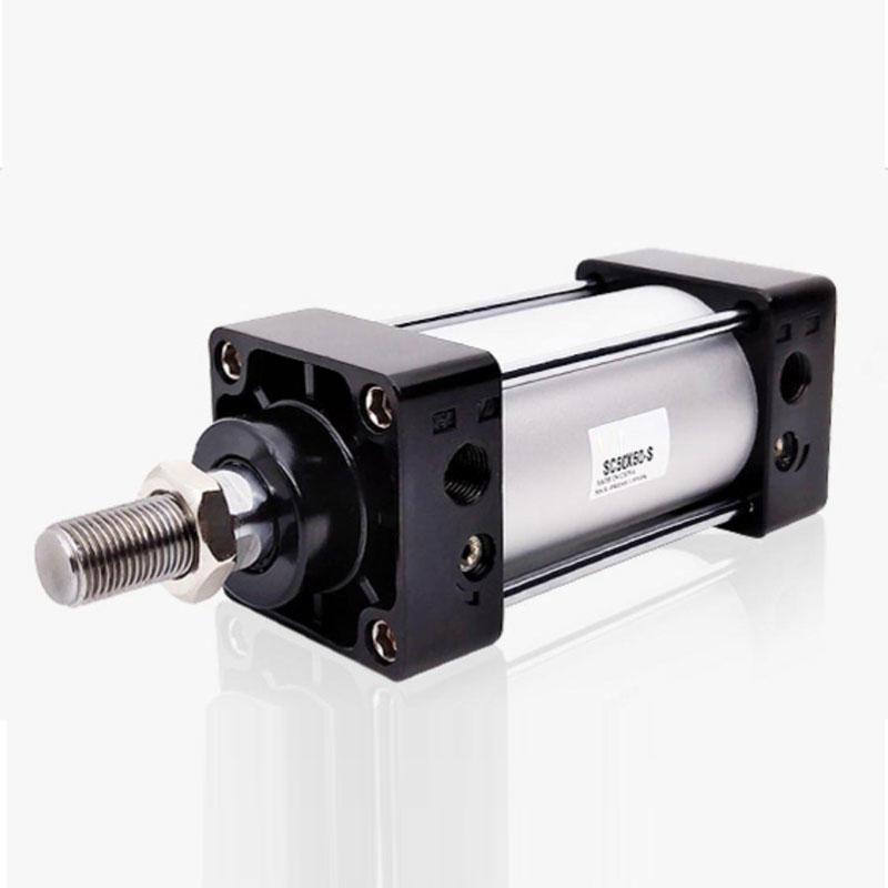Pneumatic part SC cylinder SC50 AIrtac type small pneumatic air cylinder