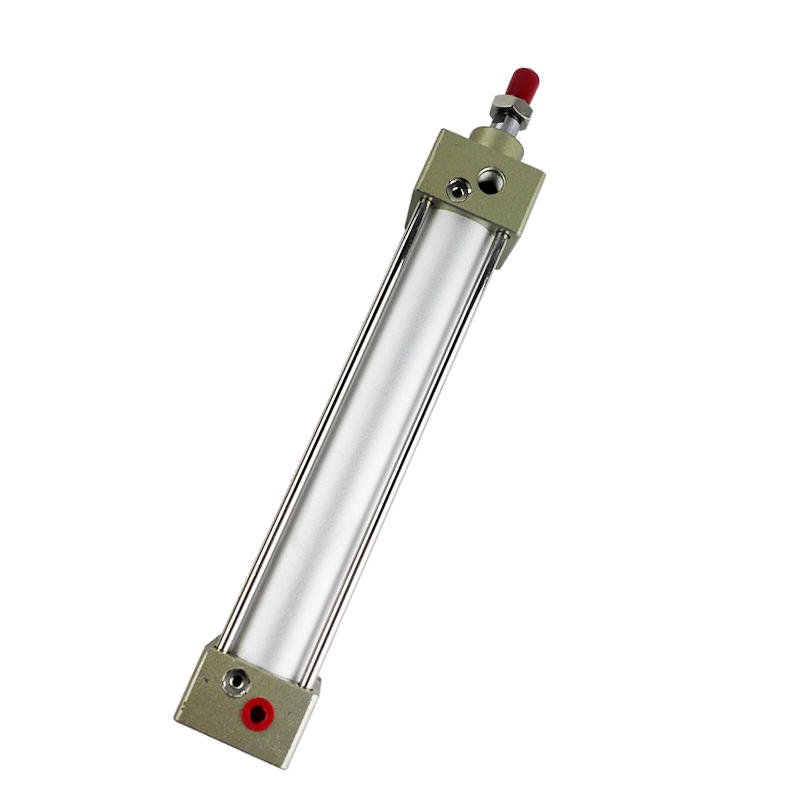 Standard Air Cylinder SC32 Aluminum Material Piston Double Acting Pneumatic Cylinder