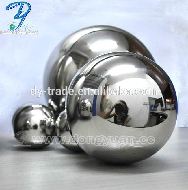 building stainless steel ball/sculpture