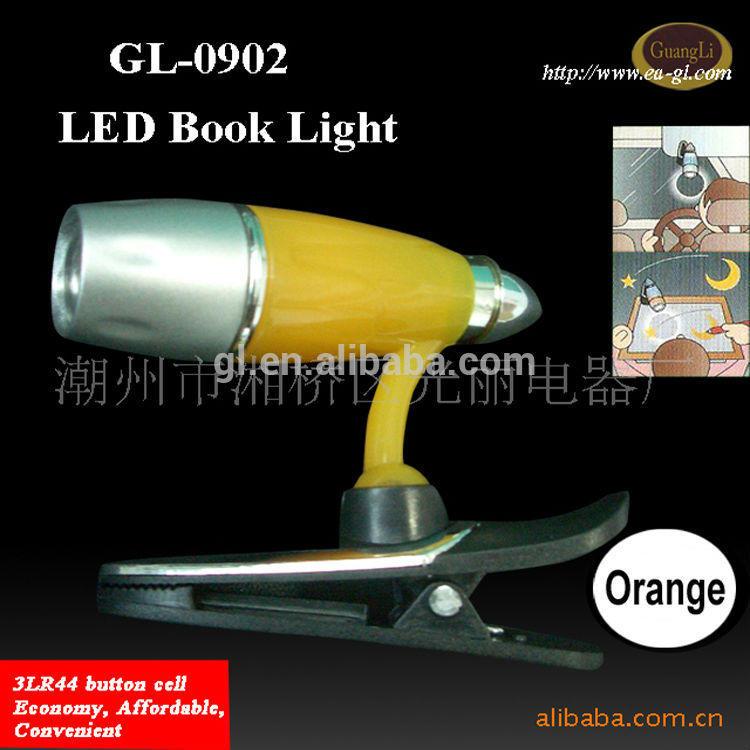clip led lamp best promotion lamp led desk lamp book light clip on led mini light