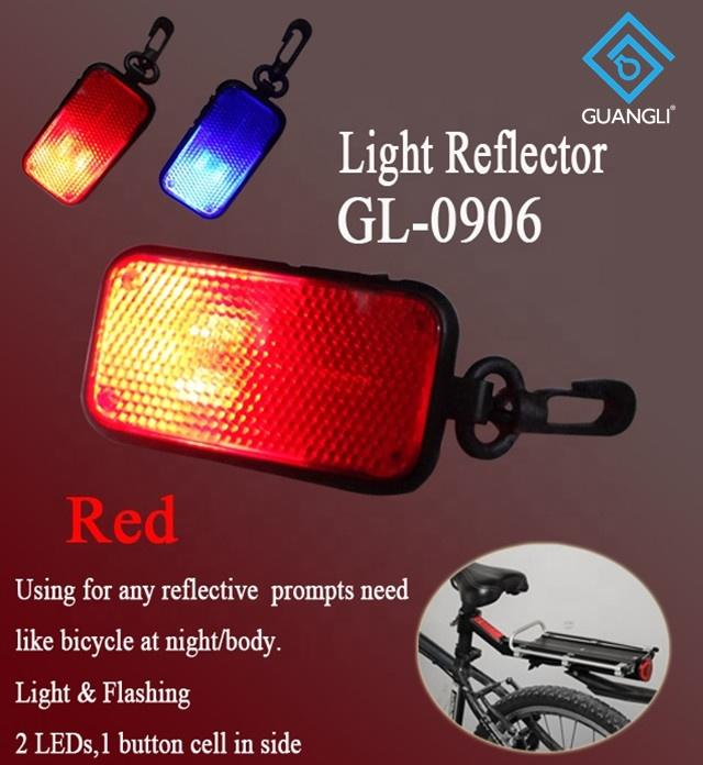 promotion gift glitter lamp battery operated mini led lights mini led light for bike