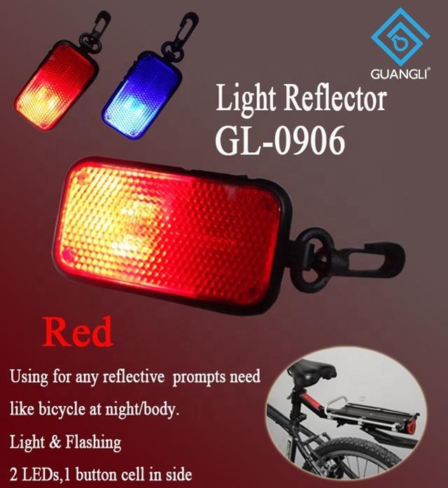 promotion gift glitter lamp battery operated mini led lights mini led light for bike