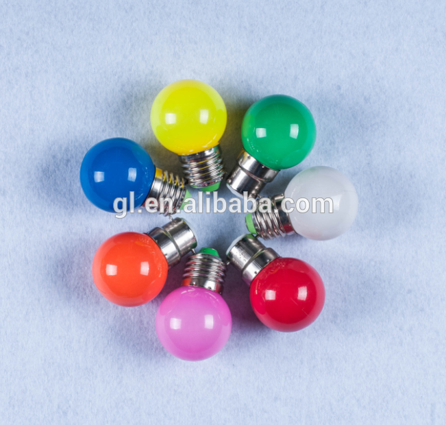 CE ROHS multipurpose color changing led light globe decoration bulb christmas decorations led