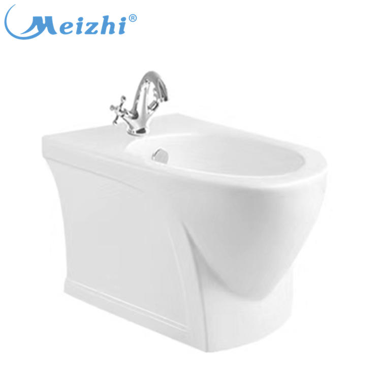 Wholesale new design cheap ceramic bathroom bidet