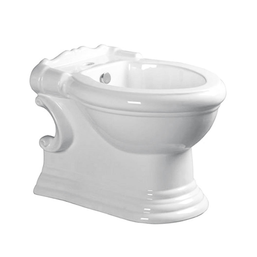 Sanitary ware bathroom toilet water bidet combination
