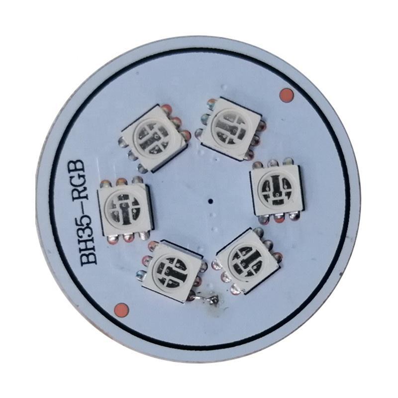 Low Voltage Constant Current DC12V 0.5WRoHs certification DOB driverless LED module pcba for spot lamp light led spotlight rgb