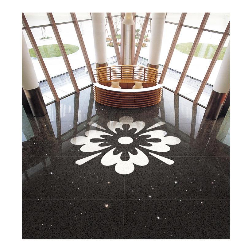 Compressed Artificial marble quartz tile