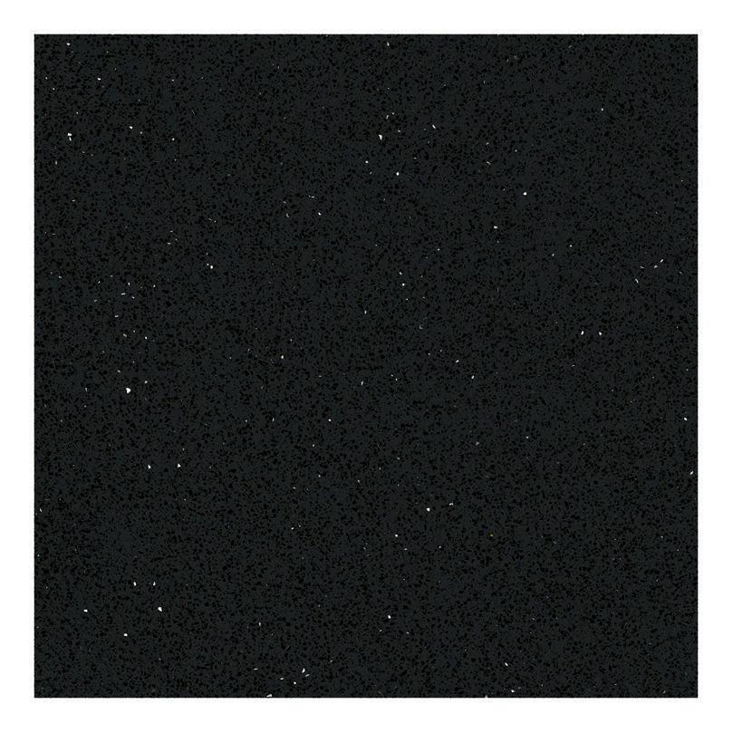 Black quartz pumice tone slabs
