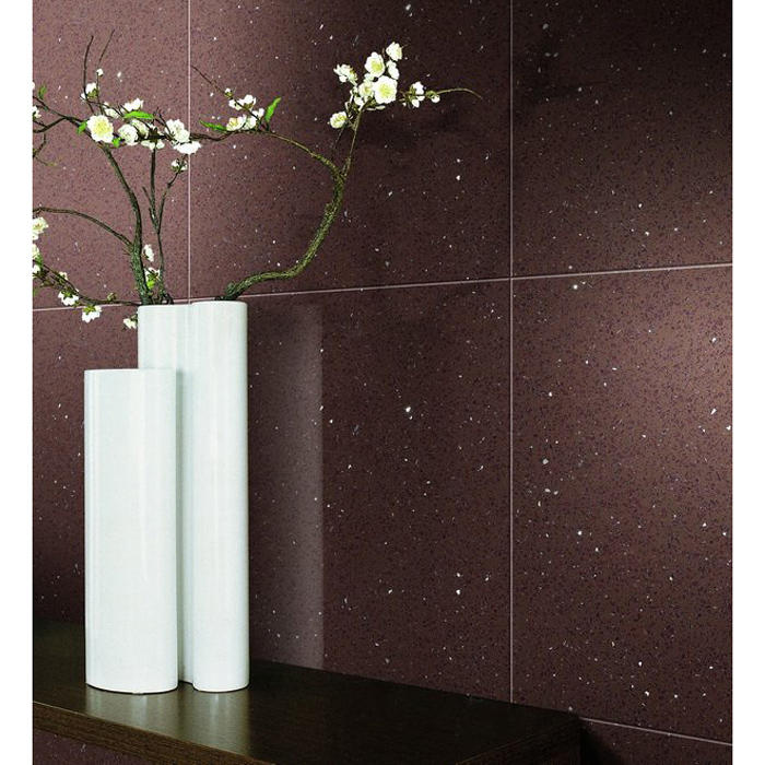 Bathroom quartz stone wall tile
