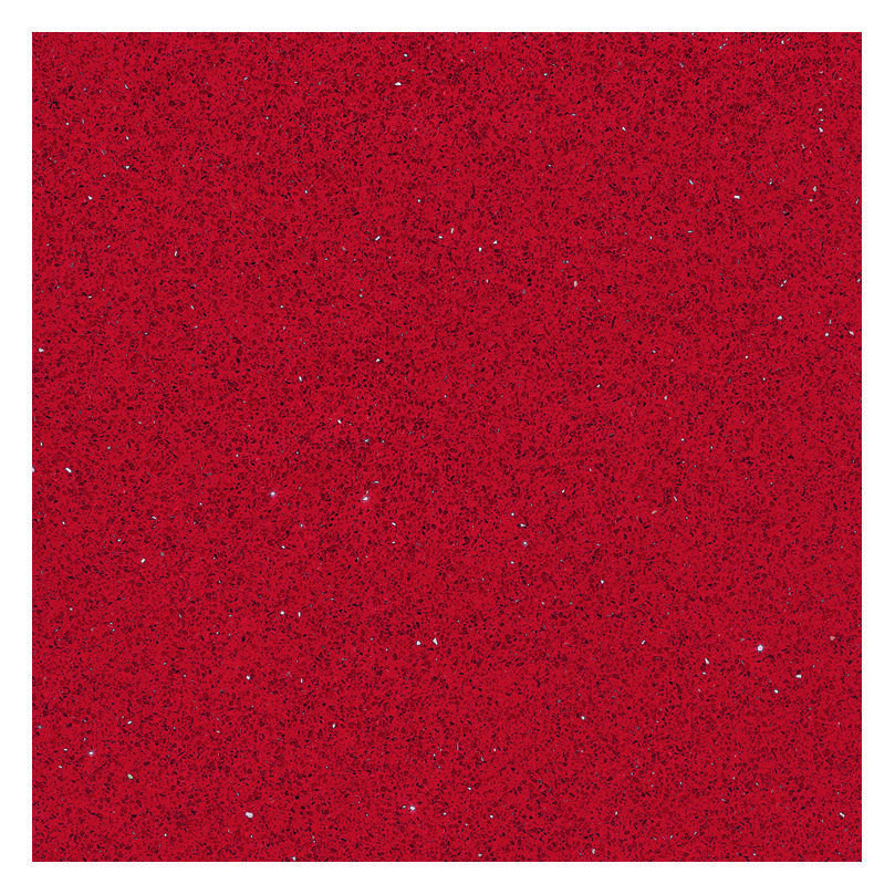 Red quartz countertops India Red