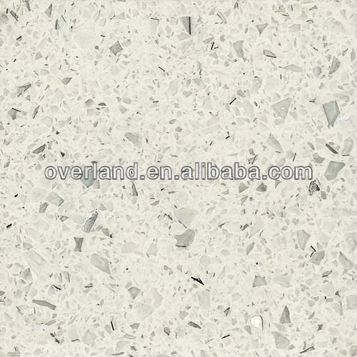 Quartz shower polyurethane stone panel