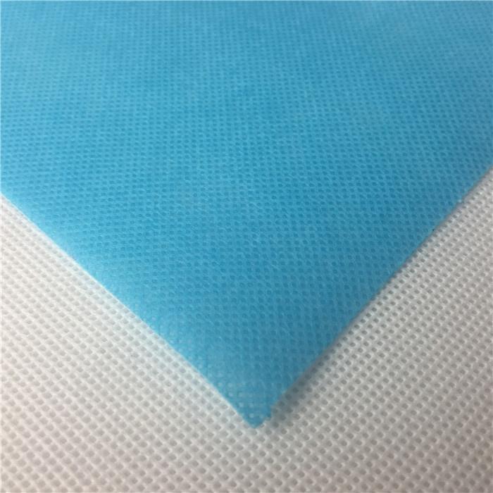 100% polypropylene nonwoven fabric price per kg/bag making material pp spunbond non-woven fabric/non woven fabric price
