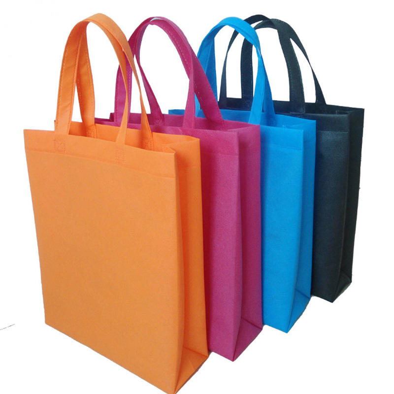 Customizable cheap PP Non Woven Material shopping handle Bags