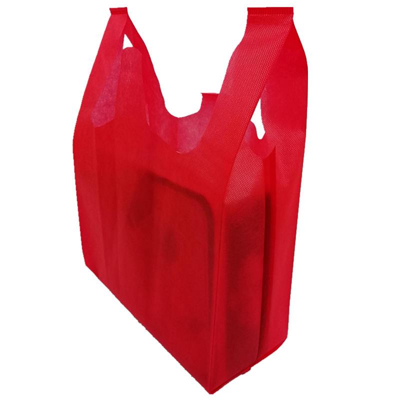 Professional nonwoven spunbond pp reusable shopping bags manufacturer