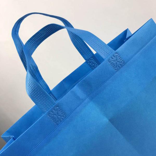 colour 100%pp eco-friendly shopping laminated non woven bag