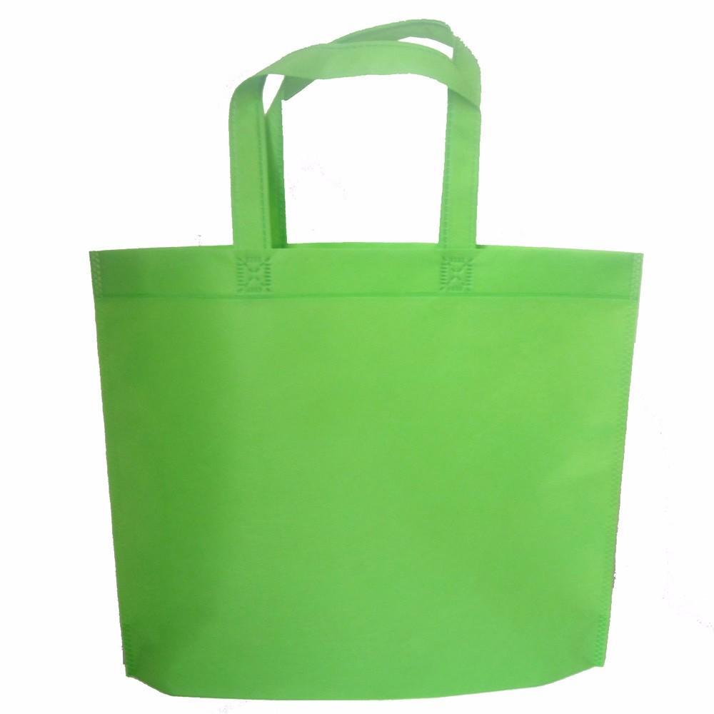 Factory direct 100 % polypropylene spunbonded fabric supermarket shopping bags