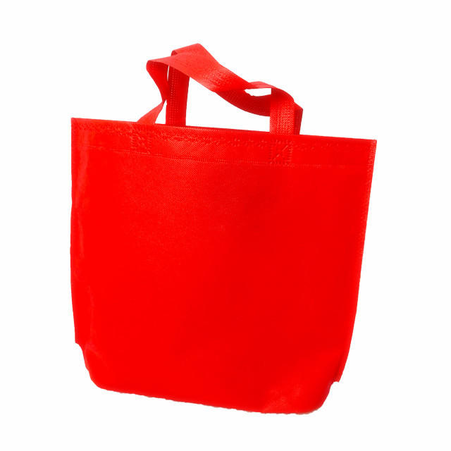 Sunshine Nonwoven Handle Pp Promotional Non Woven Shopping Bag ,Colourful Non-Woven Material Bag