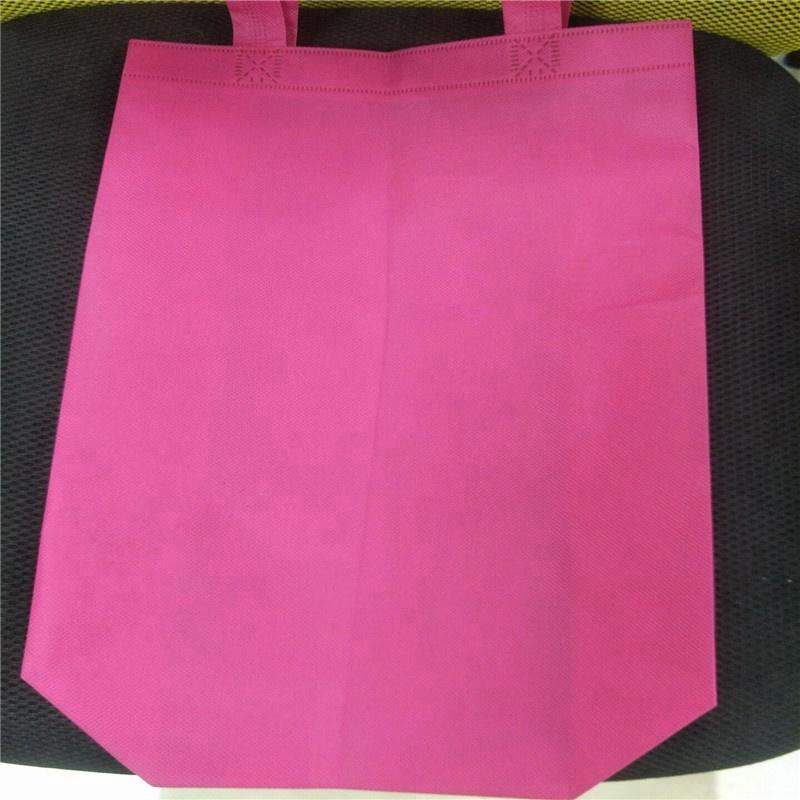 Cheap Price Eco Handle Bag Nonwoven 100% Biodegradable Material PPShopping Bag