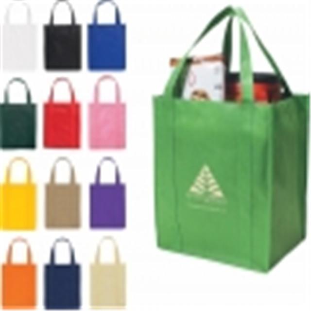Customizable cheap PP Non Woven Material strong shopping bag