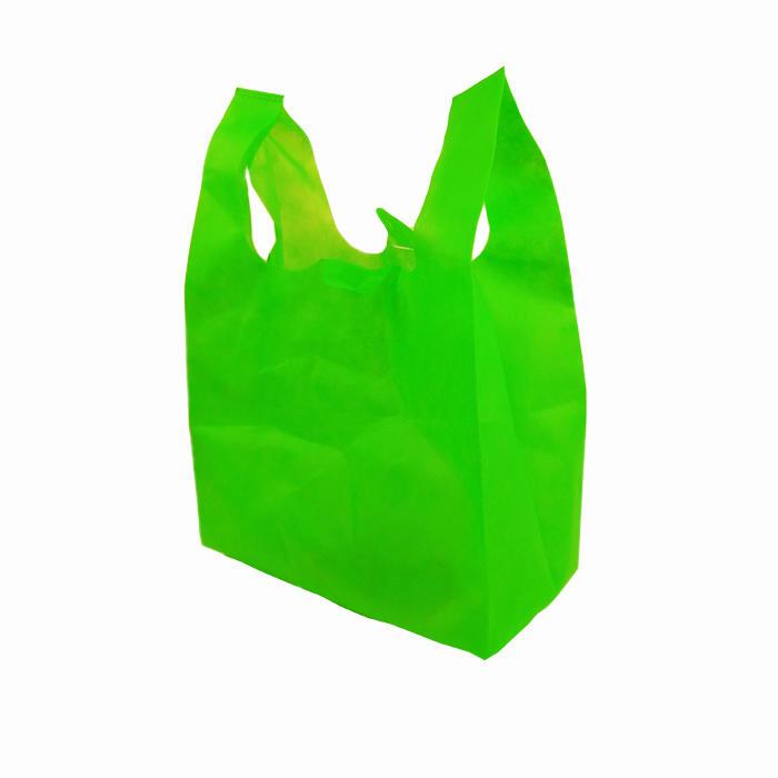eco friendly bag 100% PP Spunbond non woven fabric reusable nonwoven shopping bag