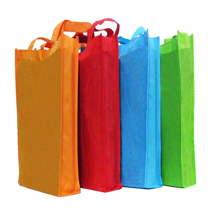 hot sale shopping bag use 100%PP spunbond non woven fabric