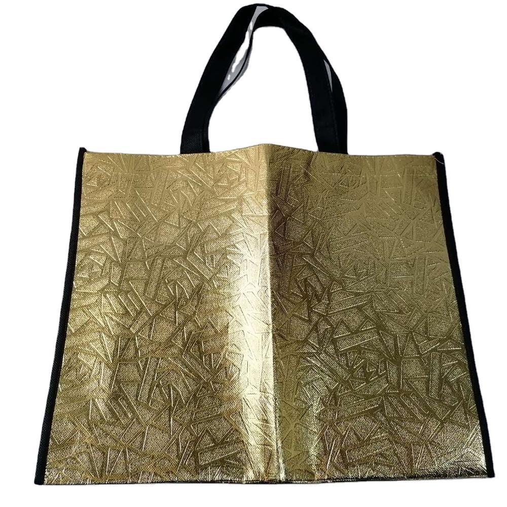 PP Spunbond Laminated bag Non woven Fabric Eco Friendly Nonwoven Bag
