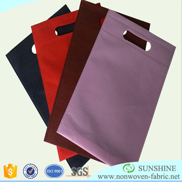 Eco-friendly nonwoven pp shopping bag HOT sale biodegradabl shopping bag
