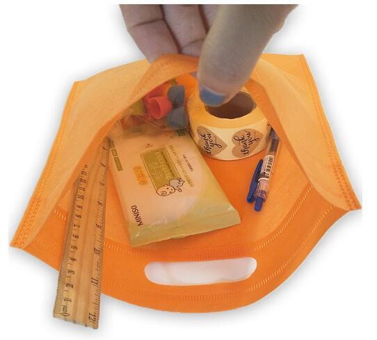 Sunshine nonwovenfabric for foldaway clothing /quit /blanket /yaga mat storage bags