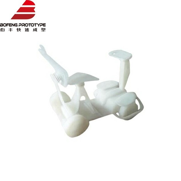 Best quality3D printing prototype parts plastic prototype machining rapid prototyping makers