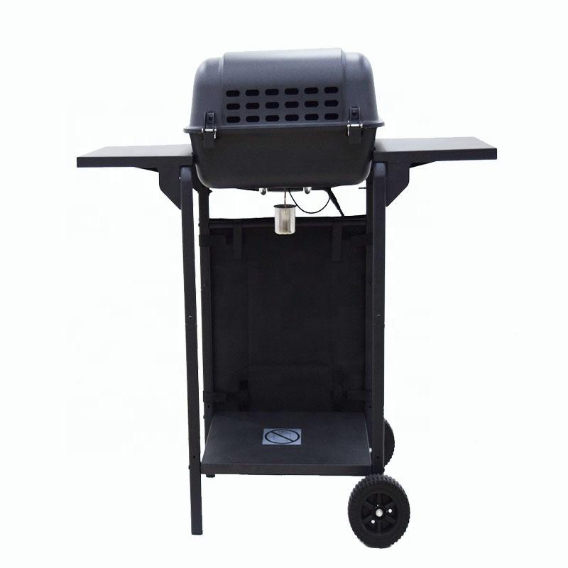 Home UseSimple Garden 2 Burner LPG BBQ Gas Stove 6206A