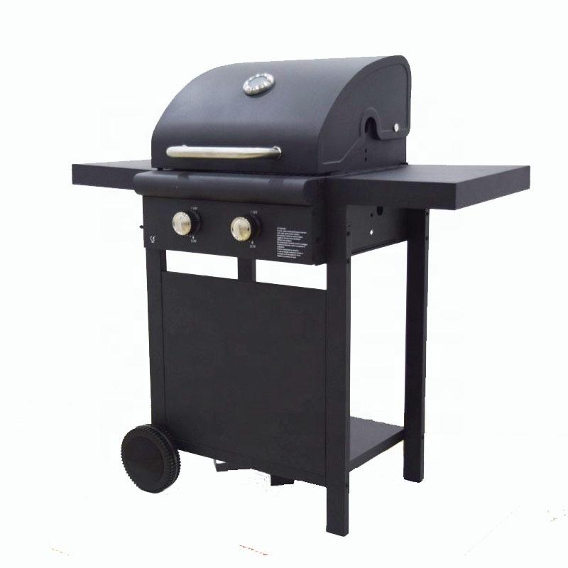2021 Gas Grills Two Burners BBQ Grill Kitchen Barbecue