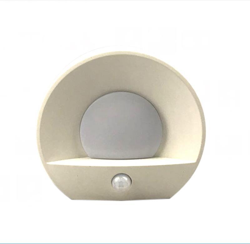 motion sensor light 3-5m body range auto lighting by human body induction auto sleep daylight rechargeable for bedroom